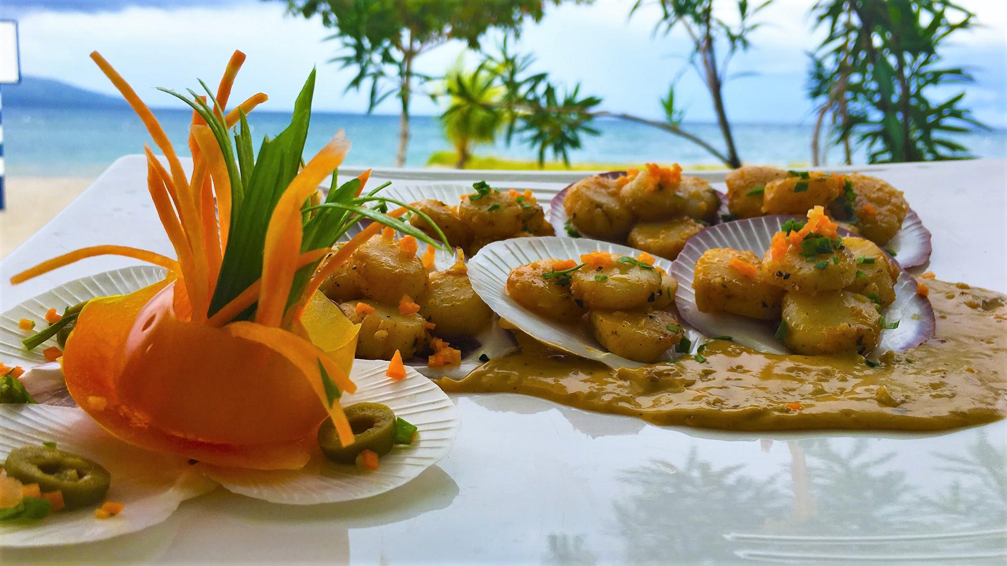 Sea View Beach Resort - Restaurant